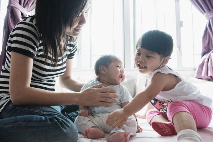Clara & Wing - Family